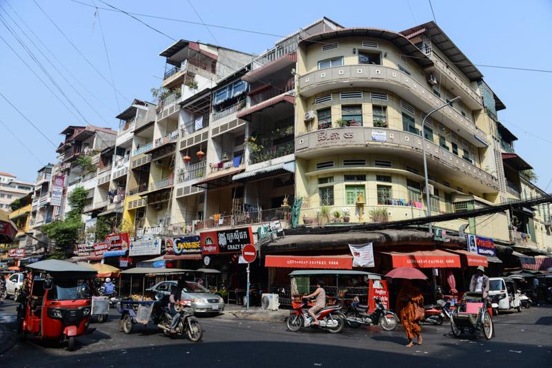 Phnom Penh, Stadtzentrum, Reisebericht, Kambodscha, Hauptstadt, Cambodia, Reisetipps, Sehenswürdigkeiten, Backpacking, Südostasien, Bilder, Foto: Heiko Meyer, www.wo-der-pfeffer-waechst.de