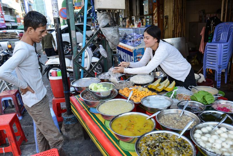 Streetfood, Phnom Penh, Reisebericht, Kambodscha, Hauptstadt, Cambodia, Reisetipps, Sehenswürdigkeiten, Südostasien, Bilder, Foto: Heiko Meyer, www.wo-der-pfeffer-waechst.de