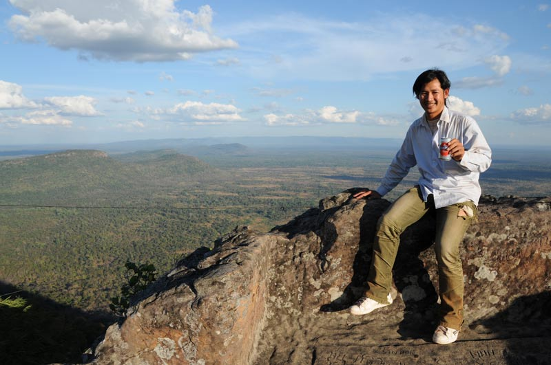 Preah Vihear, Khmer-Tempel, Kambodscha, Reisebericht, Cambodia, Dongrek-Gebirge, Tourguide, Motorradtour, Reisetipps, Backpacking, Südostasien, Bilder, Foto: Heiko Meyer, www.wo-der-pfeffer-waechst.de