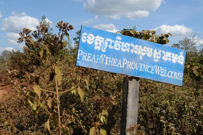 Provinz Preah Vihear, Kambodscha, Reisebericht, Motorradtour, Cambodia, Reisetipps, Backpacking, Südostasien, Bilder, Foto: Heiko Meyer, www.wo-der-pfeffer-waechst.de