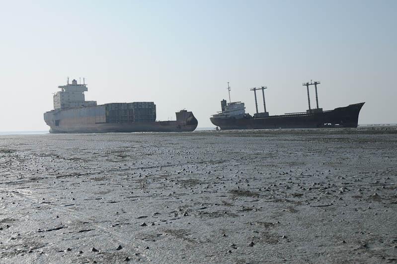 Abwrackwerften, Chittagong, ship breaking yards, Bangladesch, Reiseberichte, Foto: Heiko Meyer, www.wo-der-pfeffer-waechst.de