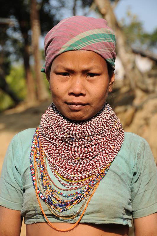 Bandarban, Chittagong Hill Tracts, Tripura, Frau, hill tribe, Bergvolk, Bangladesch, Reiseberichte, Foto: Heiko Meyer, www.wo-der-pfeffer-waechst.de