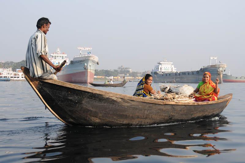 Buriganga-Fluss, river, Old Dhaka, Bangladesch, Reiseberichte, Foto: Heiko Meyer, www.wo-der-pfeffer-waechst.de