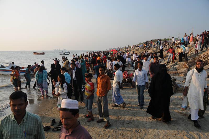 Chittagong, Patenga Beach, Strand, Bangladesch, Reiseberichte, Foto: Heiko Meyer, www.wo-der-pfeffer-waechst.de
