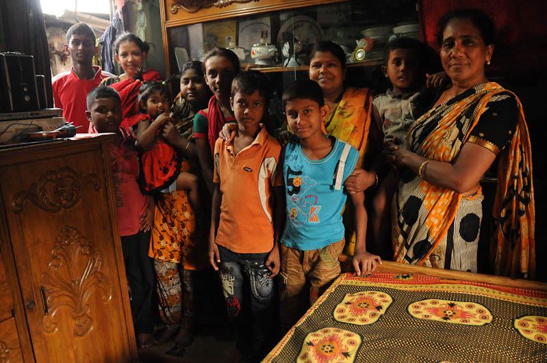 Familie, Dhaka, Bangladesch, Locals, Reiseberichte, Foto: Heiko Meyer, www.wo-der-pfeffer-waechst.de