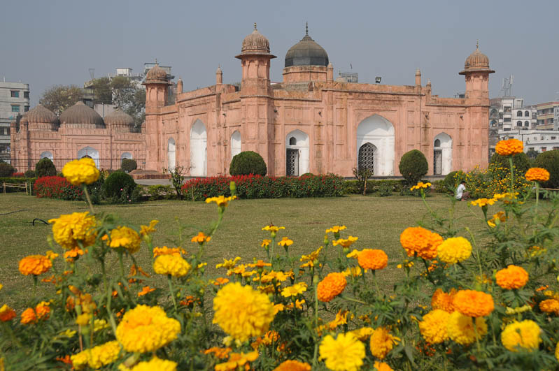Lalbag-Fort, Dhaka, Bangladesch, Sehenswürdigkeiten, Reiseberichte, Foto: Heiko Meyer, www.wo-der-pfeffer-waechst.de