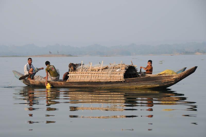 Rangamati, Chittagong Hill Tracts, Kaptai lake, See, Boot, boat, Bangladesch, Reiseberichte, Foto: Heiko Meyer, www.wo-der-pfeffer-waechst.de