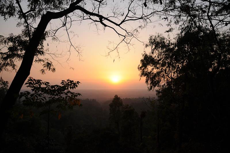 Sitakunda, Sonnenuntergang, Chittagong, sunset, Bangladesch, Reiseberichte, Foto: Heiko Meyer, www.wo-der-pfeffer-waechst.de