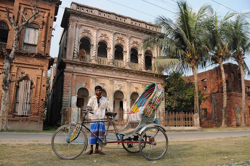 Sonargaon, Panam, Painam Nagar, Dhaka, Tagesausflug, Tagestour, Fahrradrikscha, Bangladesch, Reiseberichte, Foto: Heiko Meyer, www.wo-der-pfeffer-waechst.de
