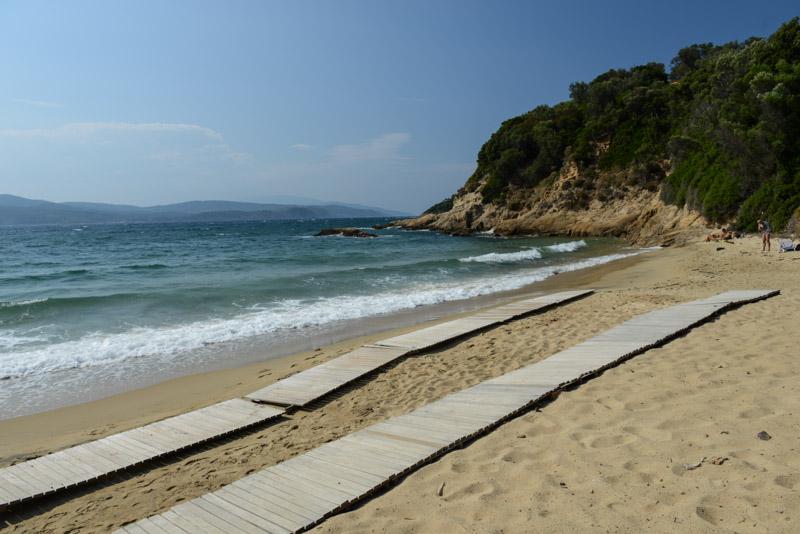 Little Banana Beach, Skiathos, Mikro Mpanana Beach, Griechenland, Strand, Strände, Reisebericht, Foto: Heiko Meyer, www.wo-der-pfeffer-waechst.de