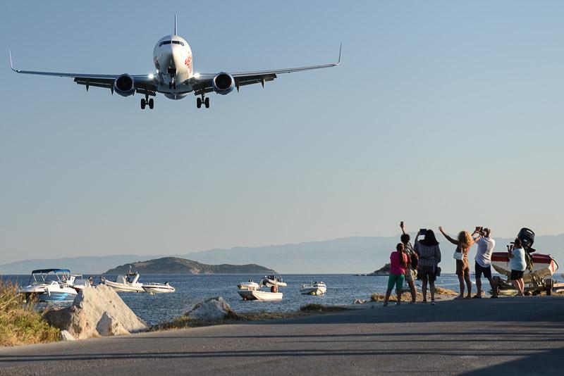 Skiathos, Airport, Alexandros Papadiamantis, Flughafen, Flugzeug, Planespotting, Griechenland, Reisebericht, Foto: Heiko Meyer, www.wo-der-pfeffer-waechst.de