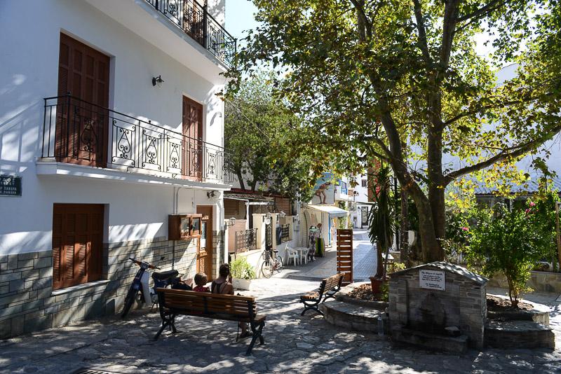 Skiathos-Stadt, Chora, Reisebericht, Griechenland, Reisen mit Kindern, Foto: Heiko Meyer, www.wo-der-pfeffer-waechst.de
