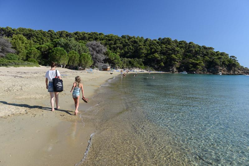 Tsougaria Beach, Skiathos, Griechenland, Strand, Strände, Reisebericht, Griechenland, Reisen mit Kindern, Foto: Heiko Meyer, www.wo-der-pfeffer-waechst.de