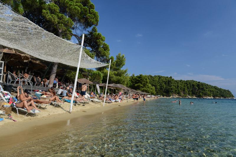 Vromolimnos Beach, Skiathos, Strand, Strände, Reisebericht, Griechenland, Foto: Heiko Meyer, www.wo-der-pfeffer-waechst.de