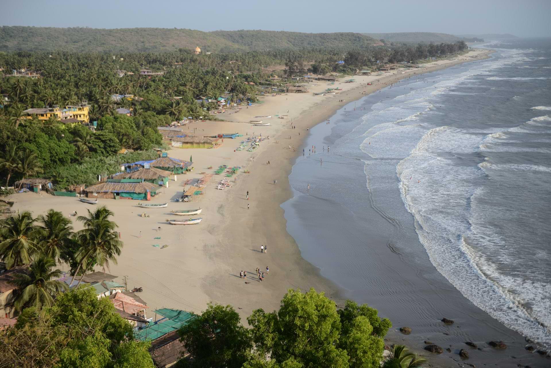 Arambol Beach, Goa Beach Guide, die schönsten Strände von Norden nach Süden, Strand, best beaches, Nordgoa, Südgoa, Indien, India, Beach-Hopping, Reisen mit Kindern, Indien mit Kindern, Südasien, Bilder, Fotos, Reiseberichte, www.wo-der-pfeffer-waechst.de