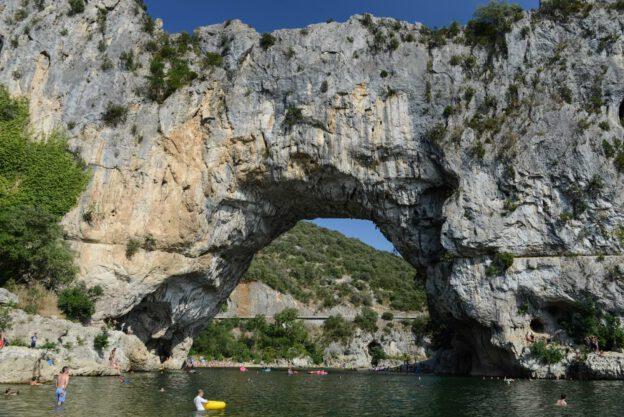 Ardèche, Pont d'Arc, Südfrankreich, Sommerurlaub, Reisebericht, mit Kind, Kinder, Südeuropa, Reiseblogger, www.wo-der-pfeffer-waechst.de