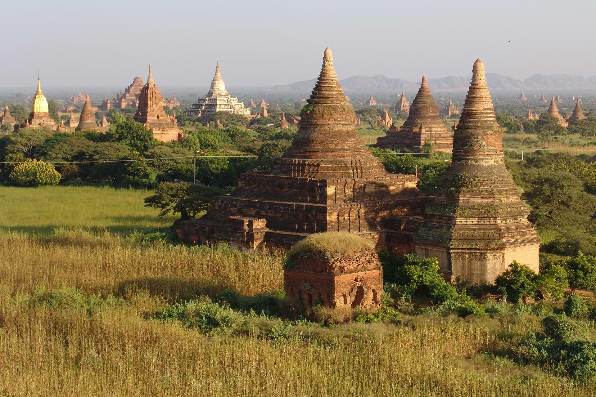 Bagan, Golden Globe: Myanmar – Das Land der goldenen Pagoden, DVD, Blu-ray Disc, Komplett-Media, Filmtipp, Verlosung, Burma, Birma, www.wo-der-pfeffer-waechst.de