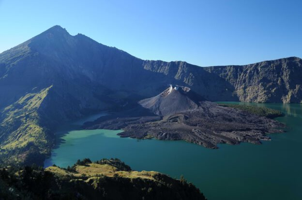 Indonesien, Indonesia, Lombok, Norden, Vulkan, volcano, Gunung Rinjani, National Park, Reiseberichte, Segara Anak, Senaru, www.wo-der-pfeffer-waechst.de