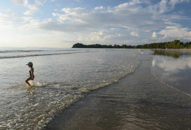 Koh Lanta, Beach Guide, Thailand, schöne Strände, Ausflüge, Schnorcheltouren, Reisetipps, Reisen mit Kindern, Babys, Kleinkindern, Elternzeit, Inselhüpfen, Andamanensee, Südthailand, Klong Dao Beach, Asien, Reiseberichte, Reiseblogger, www.wo-der-pfeffer-waechst.de