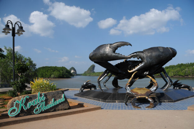 Krabi, Thailand, Krabi-Stadt, Grabe, Reisebericht, Foto. Heiko Meyer, www.wo-der-pdeffer-waechst.de