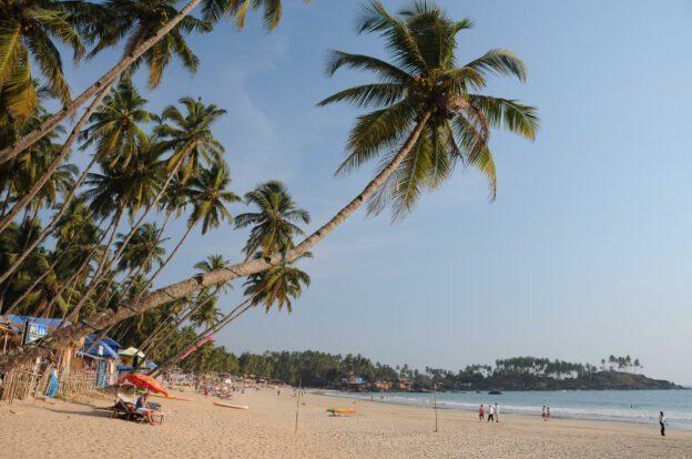 Palolem Beach, Goa Beach Guide, die schönsten Strände von Norden nach Süden, Strand, best beaches, Nordgoa, Südgoa, Indien, India, Beach-Hopping, Reisen mit Kindern, Indien mit Kindern, Südasien, Bilder, Fotos, Reiseberichte, www.wo-der-pfeffer-waechst.de, Foto: Heiko Meyer