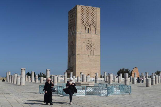 Hassan-Turm, Rabat, Sehenswürdigkeiten, Marokko, Hauptstadt, Bilder, Infos, Reisebericht, mit Kind, Kinder, Urlaub, Hotel, Reisetipps, Afrika, Reiseblogger, www.wo-der-pfeffer-waechst.de