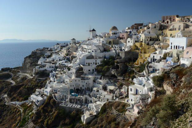 Santorini, Kykladen, Griechenland, Inselhüpfen, Island-Hopping, Oia, griechische, Inseln, Mittelmeer, Bilder, Fotos, Reiseberichte, Vulkan, Caldera, www.wo-der-pfeffer-waechst.de