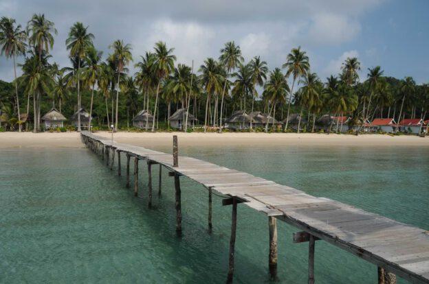 Koh Kood, Kut, Bang Bao, Beach, Strand, Golf von Thailand, thailändische Inseln, Reisebericht, www.wo-der-pfeffer-waechst.de