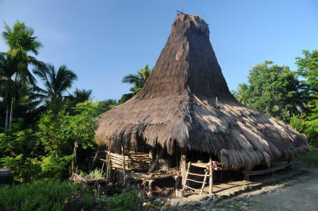 Sumba, traditionelle Dörfer, Häuser, Haus, Marapu, indonesische, Insel, Reisebericht, Indonesien, www.wo-der-pfeffer-waechst.de