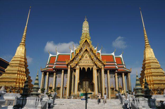 Wat Phra Kaeo, Bangkok, Tempel, Thailand, Reisebericht, www.wo-der-pfeffer-waechst.de
